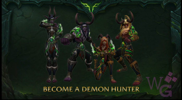 demon hunter early access