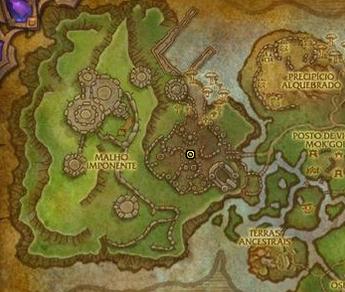 Rukdug localização