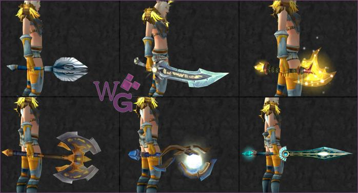 weapon truesilver