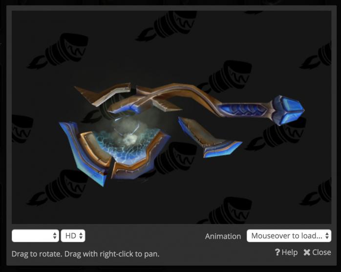 Arma em 3D