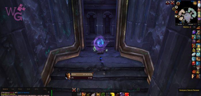 Portal Trono de Therazane