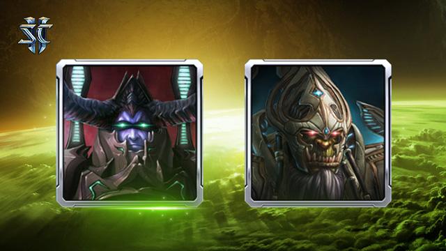 Retratos-StarCraft