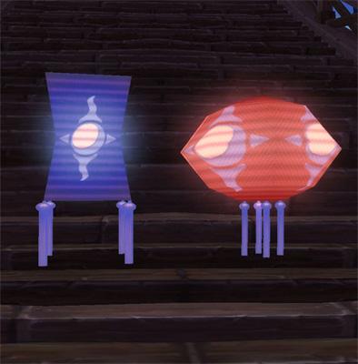 lanterna do festival da lua