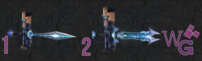Conjunto-Ornado-de-Mithril-Espadas-de-Duas-Mãos
