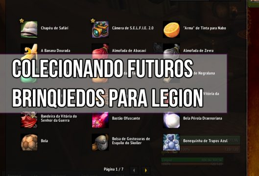 Capa Toy - Brinquedo Legion