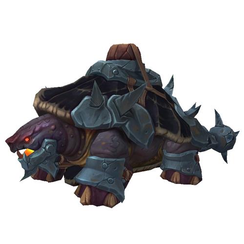 Iron Turtle - Montaria Legion