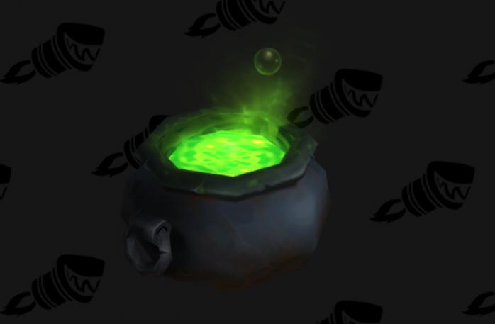 Enchanted Cauldron