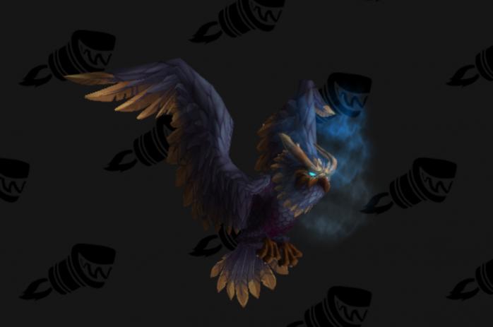 Fledgling Warden Owl