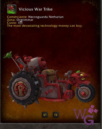 Vicious War Trike