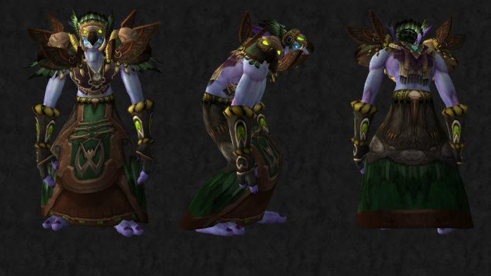 thunderheart verde troll male