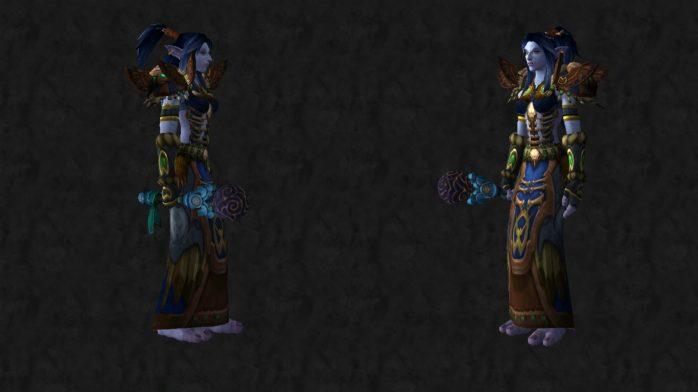 tihan, cetro do imperador adormecido + thunderheart azul