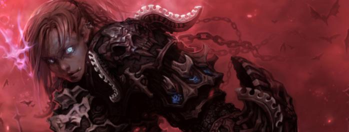 Cavaleiro da Morte Sangue
