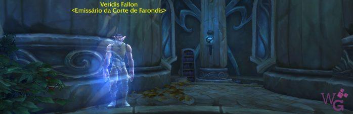 Veridis Fallon - Corte de Farondis